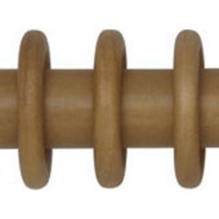 Rolls Woodline 28mm Light Oak Effect Rings