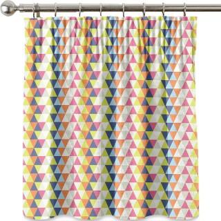Kaleidoscope Fabric 120223 by Harlequin