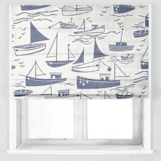 Sail Away Fabric 120232 by Harlequin