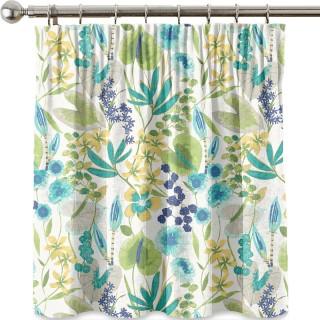 Nalina Fabric 120335 by Harlequin