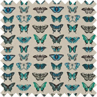 Papilio Fabric 120343 by Harlequin