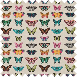 Papilio Fabric 120344 by Harlequin