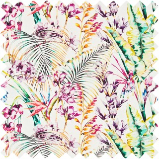 Paradise Fabric 120351 by Harlequin