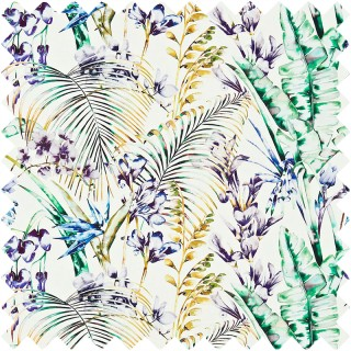 Paradise Fabric 120353 by Harlequin