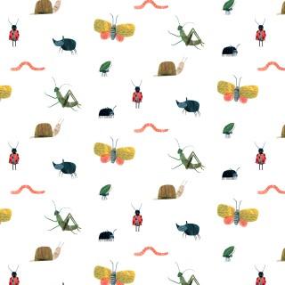 Garden Friends Wallpaper 112635 by Harlequin