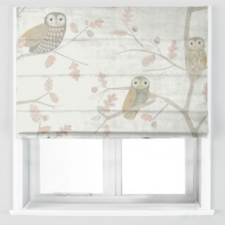 Little Owls Fabric 120934 by Harlequin