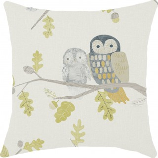 Little Owls Fabric 120935 by Harlequin