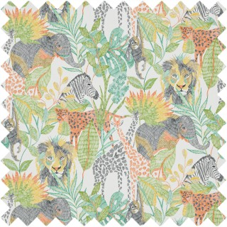 Into the Wild Fabric 120945 by Harlequin