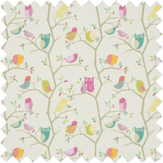 What A Hoot Fabric 120955 by Harlequin