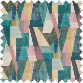 Pythagorum Fabric 120868 by Harlequin
