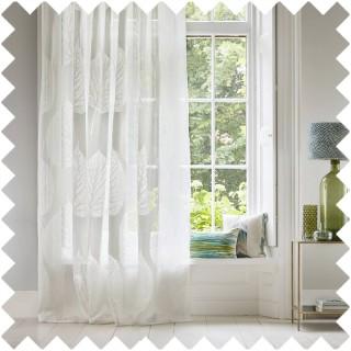 Leaf Fabric 132808 by Harlequin