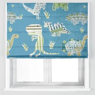 Jolly Jurassic Fabric 3230 by Harlequin