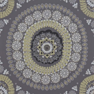 Boheme Wallpaper 110655 by Harlequin