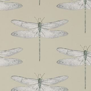Demoiselle Wallpaper 111241 by Harlequin