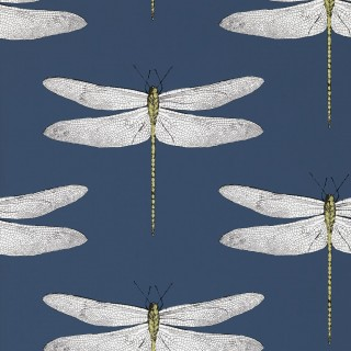 Demoiselle Wallpaper 111243 by Harlequin