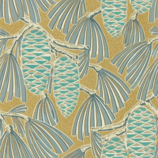 Foxley Wallpaper 112127 by Harlequin