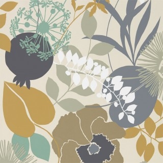 Doyenne Wallpaper 111490 by Harlequin