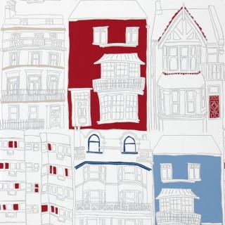 Brighton Wallpaper 70512 by Harlequin