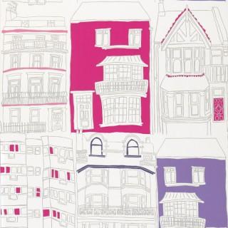 Brighton Wallpaper 70514 by Harlequin