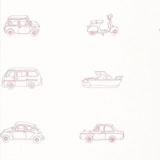 Go Go Retro Wallpaper 70506 by Harlequin