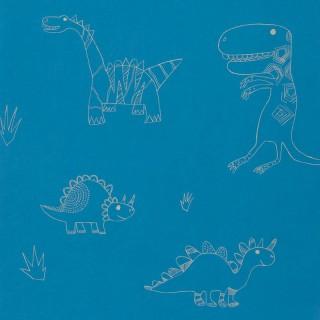 Jolly Jurassic Wallpaper 70527 by Harlequin