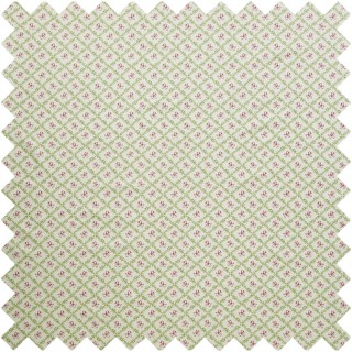 Trellis Fabric EAGP/TRELLRED by iLiv