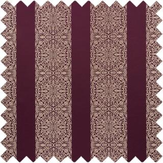 Brocade Stripe Fabric ECAD/BROCSAME by iLiv