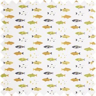 Mr Fish Fabric CRAU/MRFISSAF by iLiv