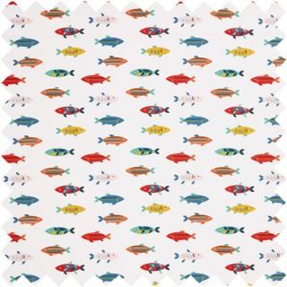 Mr Fish Fabric CRAU/MRFISPOP by iLiv