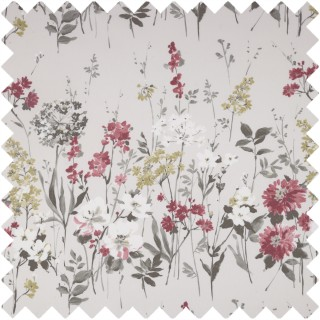 Wild Meadow Fabric EAGP/WILDMRUB by iLiv