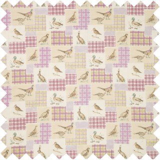 Moorland Animals Fabric EAJD/MOORELDE by iLiv