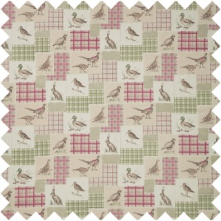 Moorland Animals Fabric EAJD/MOORROUG by iLiv