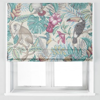Rainforest Fabric CRAU/RAINFOCAS by iLiv