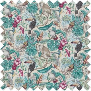 Rainforest Fabric CRAU/RAINFOCAS by iLiv