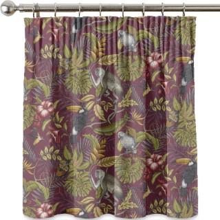 Rainforest Fabric CRAU/RAINFOCRA by iLiv