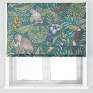 Rainforest Fabric CRAU/RAINFOLAG by iLiv