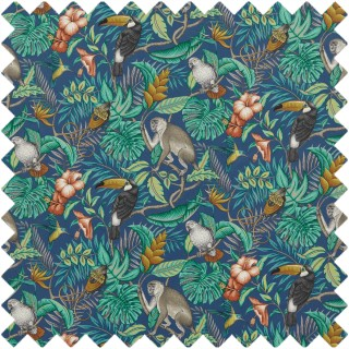 Rainforest Fabric CRAU/RAINFOMAR by iLiv