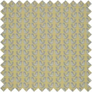 Scandi Birds Fabric CRAU/SCBIRMUS by iLiv