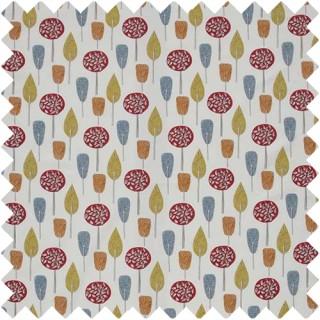Scandi Trees Fabric CRAU/SCTRESCA by iLiv