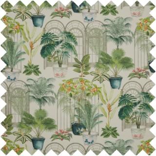 Victorian Glasshouse Fabric CRBL/VICTGSPR by iLiv