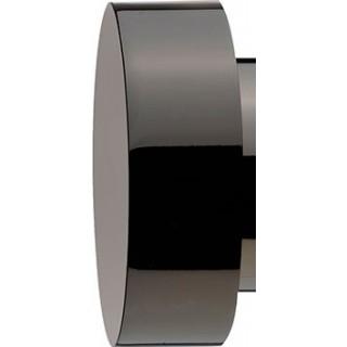 Integra Inspired Lustra 28mm Black Nickel Effect Ronda Finial (Each)