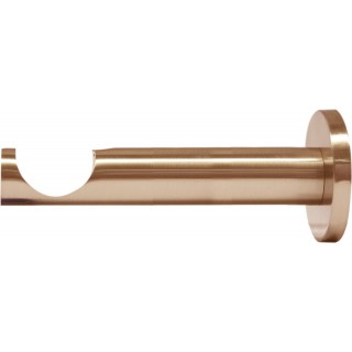 Jones Strand 35mm Rose Gold Effect 7cm Bracket