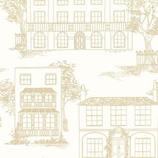 Hampstead Wallpaper 0271HACLOIS by Little Greene