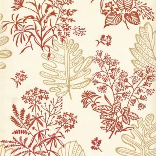 Norcombe Wallpaper 0271NRJAZZZ by Little Greene