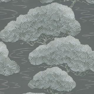 Pines Wallpaper 275PISILVE by Little Greene