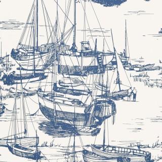 Zingara Wallpaper 0288ZIDELFT by Little Greene