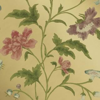 China Rose Wallpaper 0247CHEMERA by Little Greene
