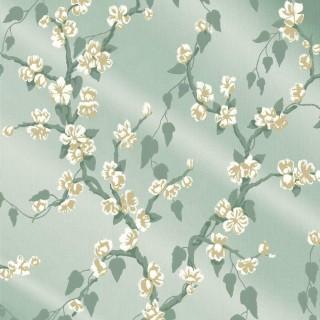 Sakura Wallpaper 0247SAAQUAL by Little Greene