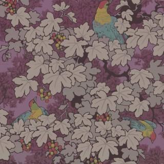 Vine Wallpaper 0247VIROUGE by Little Greene