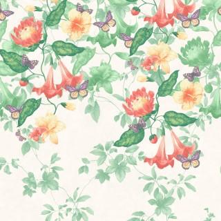 Asterid Panel Wallpaper 0291ASLANTE by Little Greene